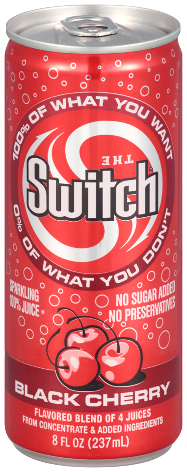 Healthy Office Drinks, Switch Black Cherry