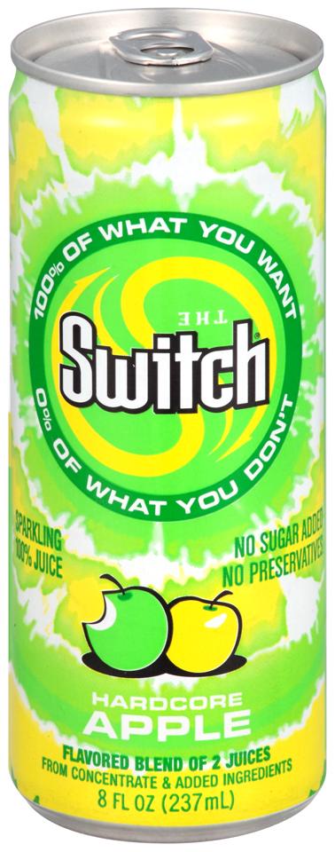 Healthy Office Drinks, Switch Hardcore Apple