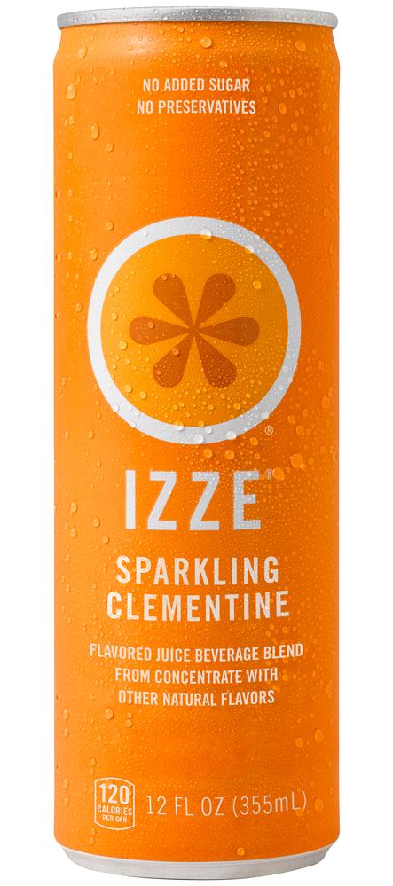 Healthy Office Drinks, Izze Clementine