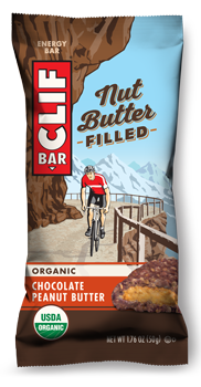Healthy Office Snacks, Cliff Bar - Chocolate Peanut Butter
