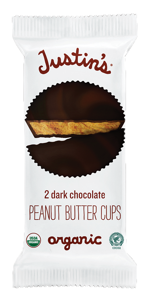 Healthy Office Snacks, Justin's Peanut Butter Cups