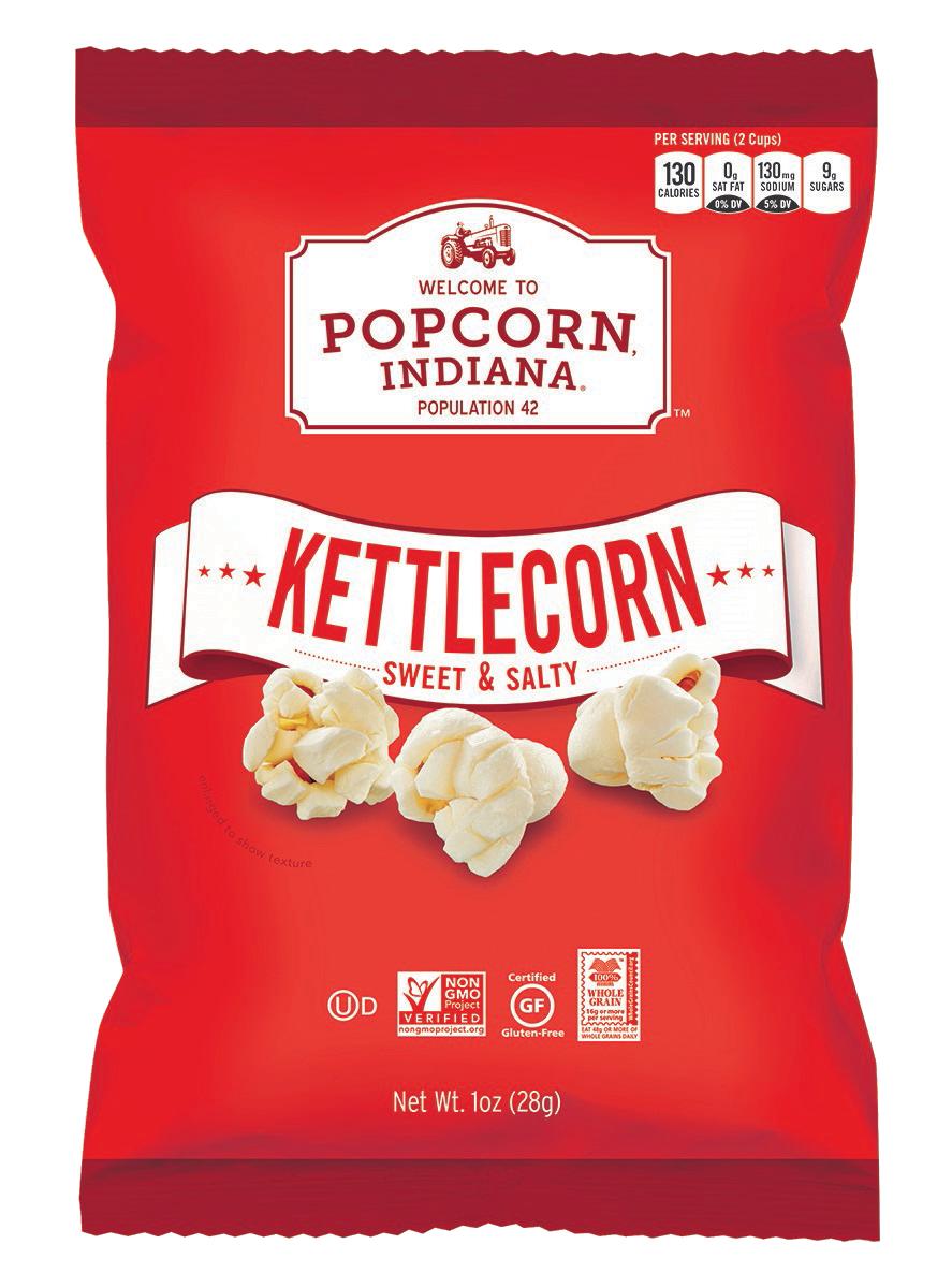 Healthy Office Snacks, Popcorn Indiana Kettlecorn