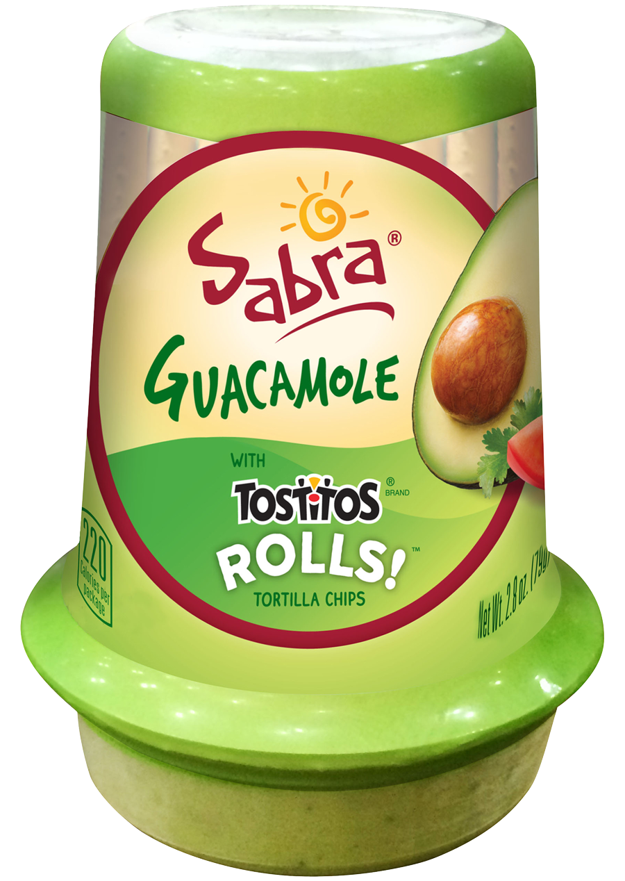 Healthy Office Snacks, Sabra Guacamole